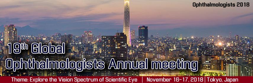 Ophthalmology Conferences - Ophthalmologists 2018