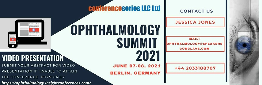 - Ophthalmology Summit 2021