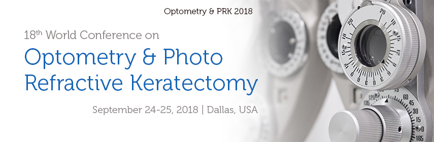 - Optometry and PRK 2018