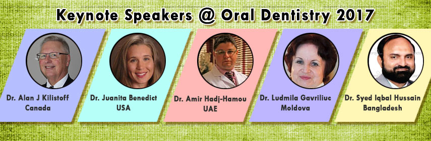 - Oral Dentistry 2017