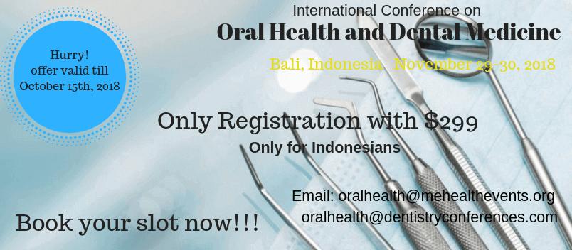 - Oral Health Meet 2018