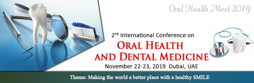 - Oral Health Meet 2019