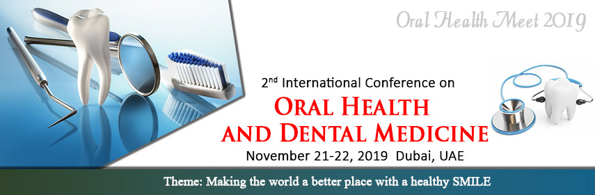 Oral Health Conferences | Dental Medicine Events | Dentistry
