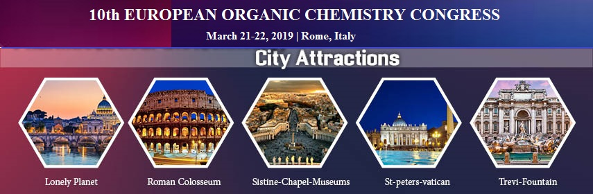 - Euro Organic Chemistry 2019
