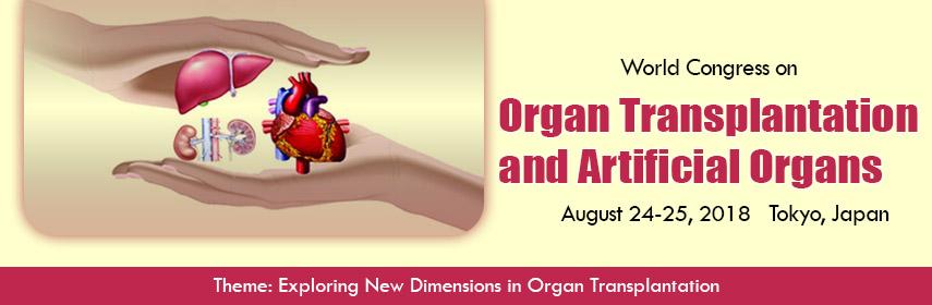 - Organ transplantation 2018