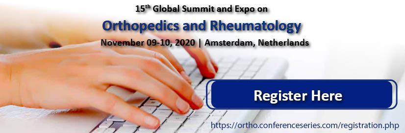 - Orthopedics Summit 2020