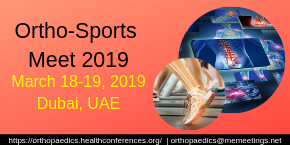 12th International Conference on Orthopaedics and Sports Medicine  , Abu Dhabi,UAE