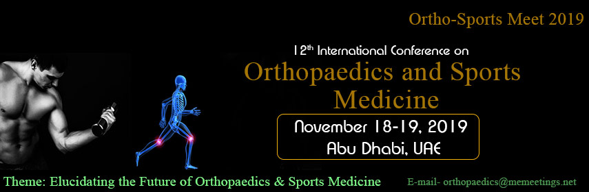 - Ortho-Sports Meet 2019