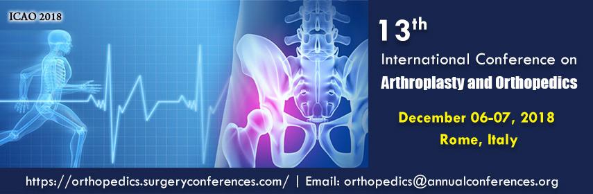 - Orthopedics Surgery 2018