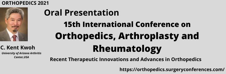 - Orthopedics 2021