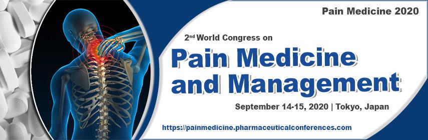 Pain Medicine | Pain conference | Pain Medicine 2020 | Tokyo