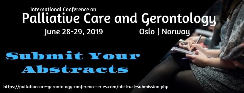 - Pallativecare Conference 2019