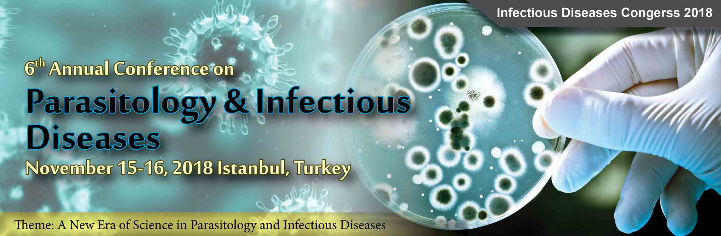 - Infectious Diseases Congress 2018