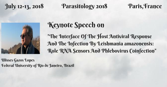 - Parasitology 2018