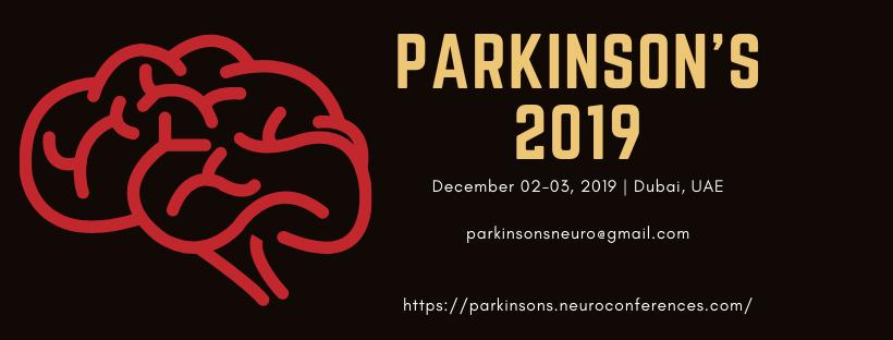 - Parkinsons 2019