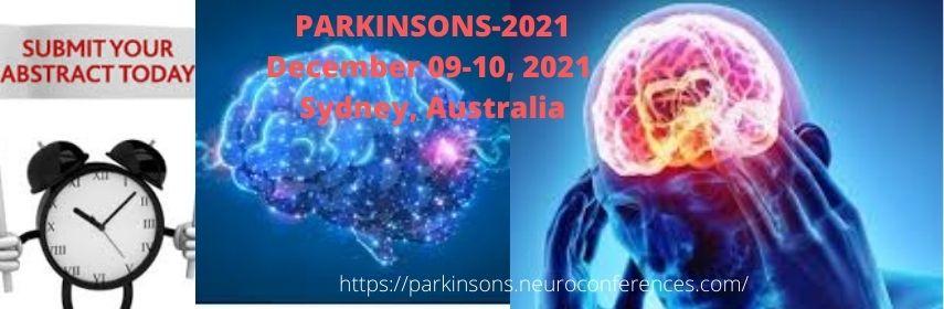 - Parkinsons-2021
