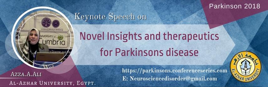 - Parkinsons 2018