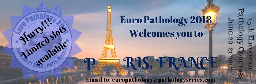 - Euro Pathology 2018