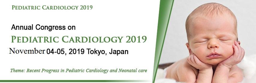 Pediatric Cardiology 2019 - Pediatric Cardiology 2019