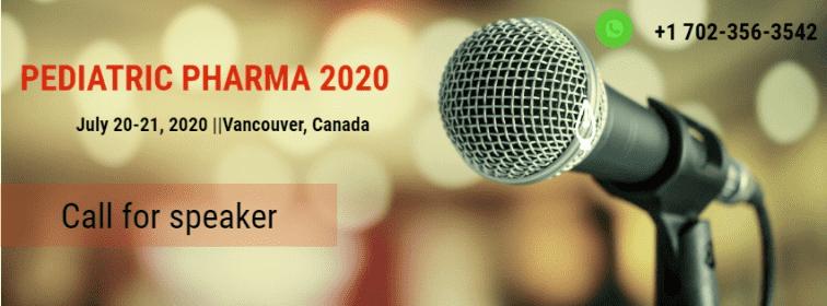 - Pediatric Pharma 2020