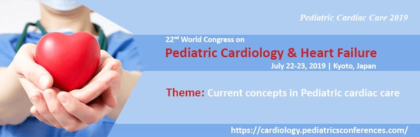 - Pediatric Cardiac Care 2019