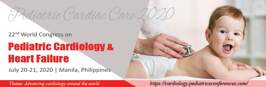 - Pediatric Cardiac Care 2020