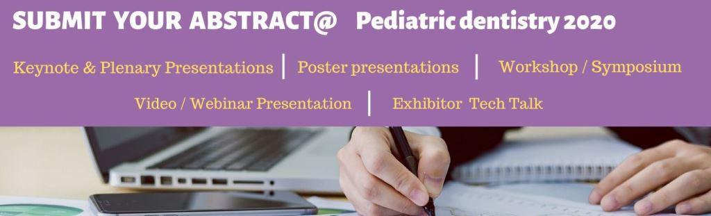 - Pediatric Dentistry 2020