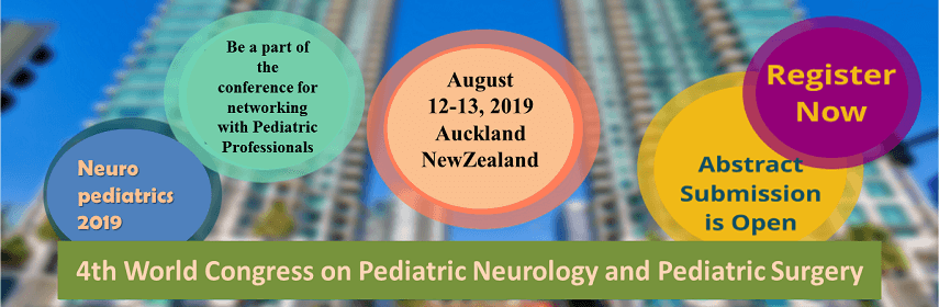 Neuropediatrics 2019 - Neuropediatrics 2019