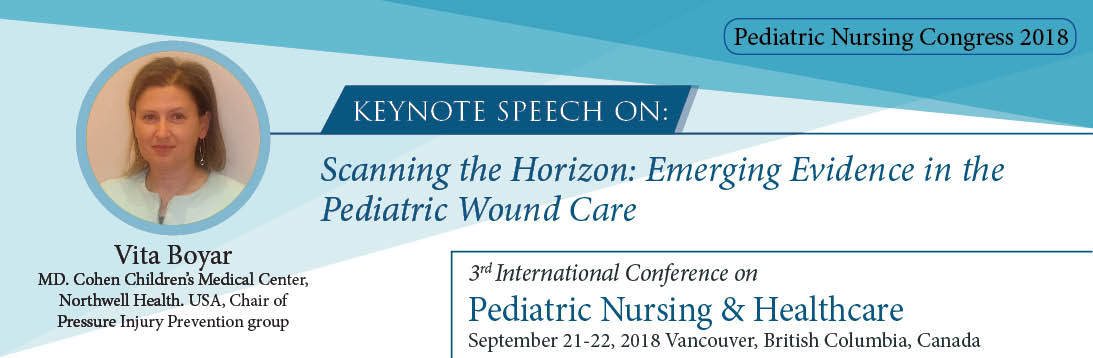 - Pediatric Nursing Congress-2018