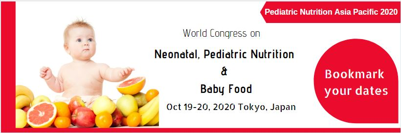 - Pediatric Nutrition Asia Pacific 2020