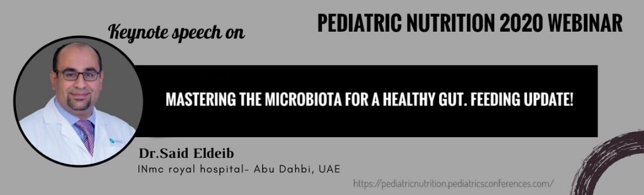 - Pediatric Nutrition 2020