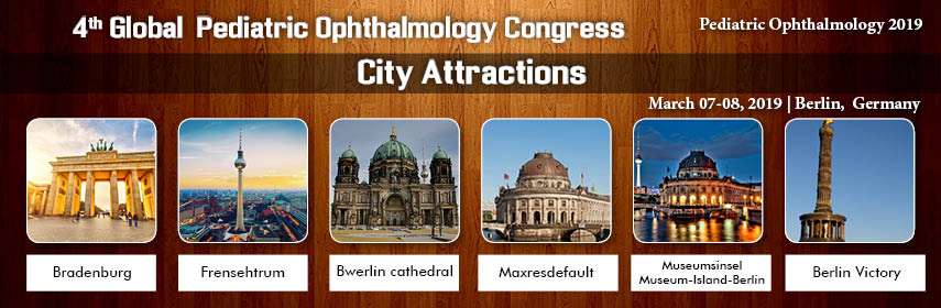 Pediatric Ophthalmology Conferences 2019 | Pediatric Ophthalmology