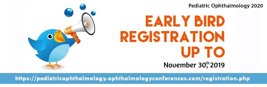 - Pediatric Ophthalmology 2020