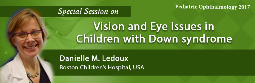 - Pediatric Ophthalmology 2017