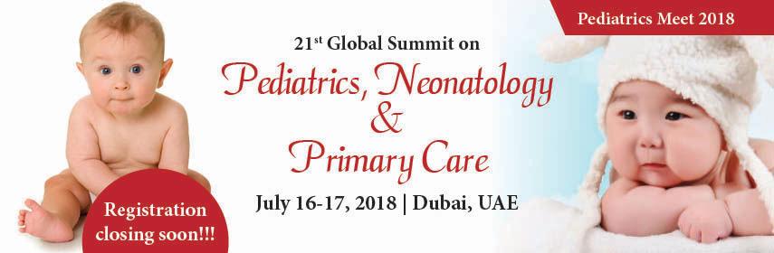 - Pediatrics Meet 2018