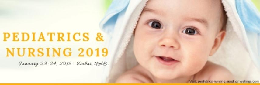 - Pediatrics & Nursing 2019