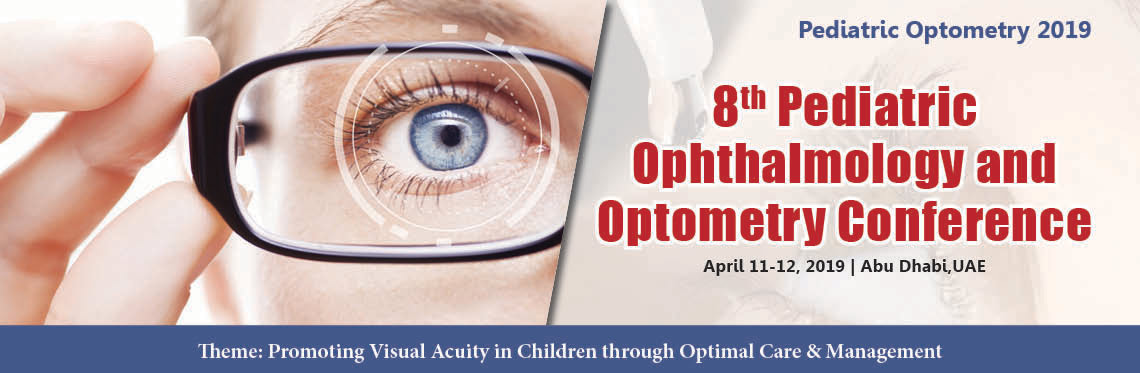 Pediatric events | Ophthalmology Congress | Optometry