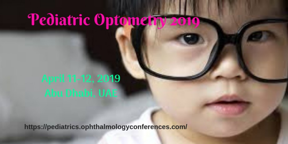 8th Pediatric Ophthalmology and Optometry Conference , Abu Dhabi,UAE