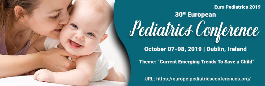 30th European Pediatrics Conference 2019 | Upcoming