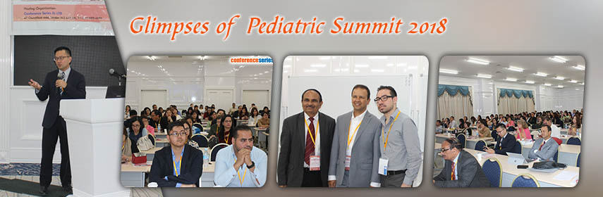 Pediatrics Conferences 2019 - Pediatric Summit 2019