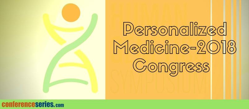 - Personalized Medicine 2018