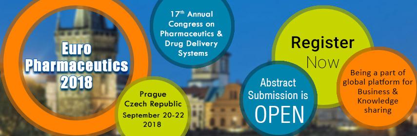 - Euro Pharmaceutics 2018
