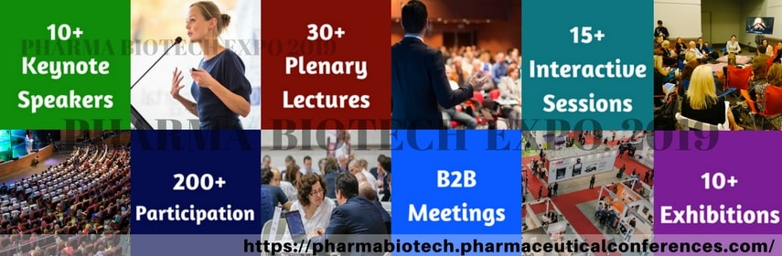 - Pharma Biotech Expo 2019