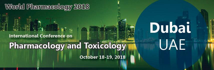 - World Pharmacology 2018