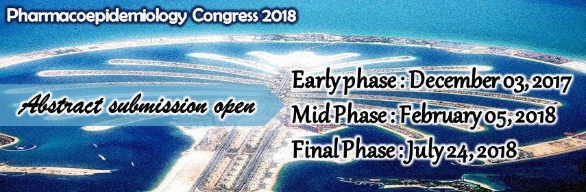 - Pharmacoepidemiology Meeting 2018