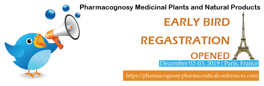 Pharmacognosy Conferences, Medicinal Plants, Natural Product