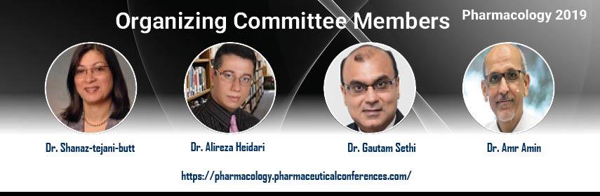 - Pharmacology 2019