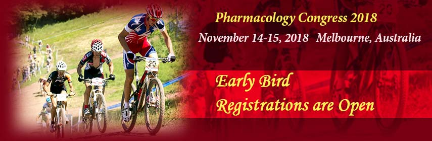 - Pharmacology Congress 2018