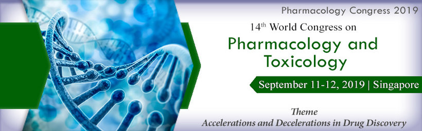Pharmacology Congress 2019 - Pharmacology Congress 2019