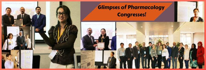 Pharmacology Congress 2019 - Pharmacology Congress 2019